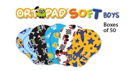 Ortopad JUNIOR Soft for Boy