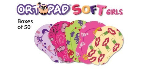 Ortopad MEDIUM Soft for Girl