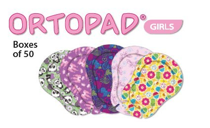 Ortopad JUNIOR For Girls