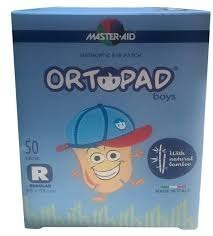 Ortopad MEDIUM boys Large Scale