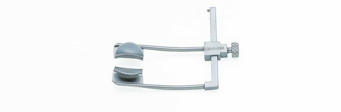 Cook Speculum - Stainless steel