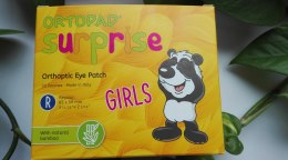 Ortopad SURPRISE MEDIUM for Girls - LIMITOWANA