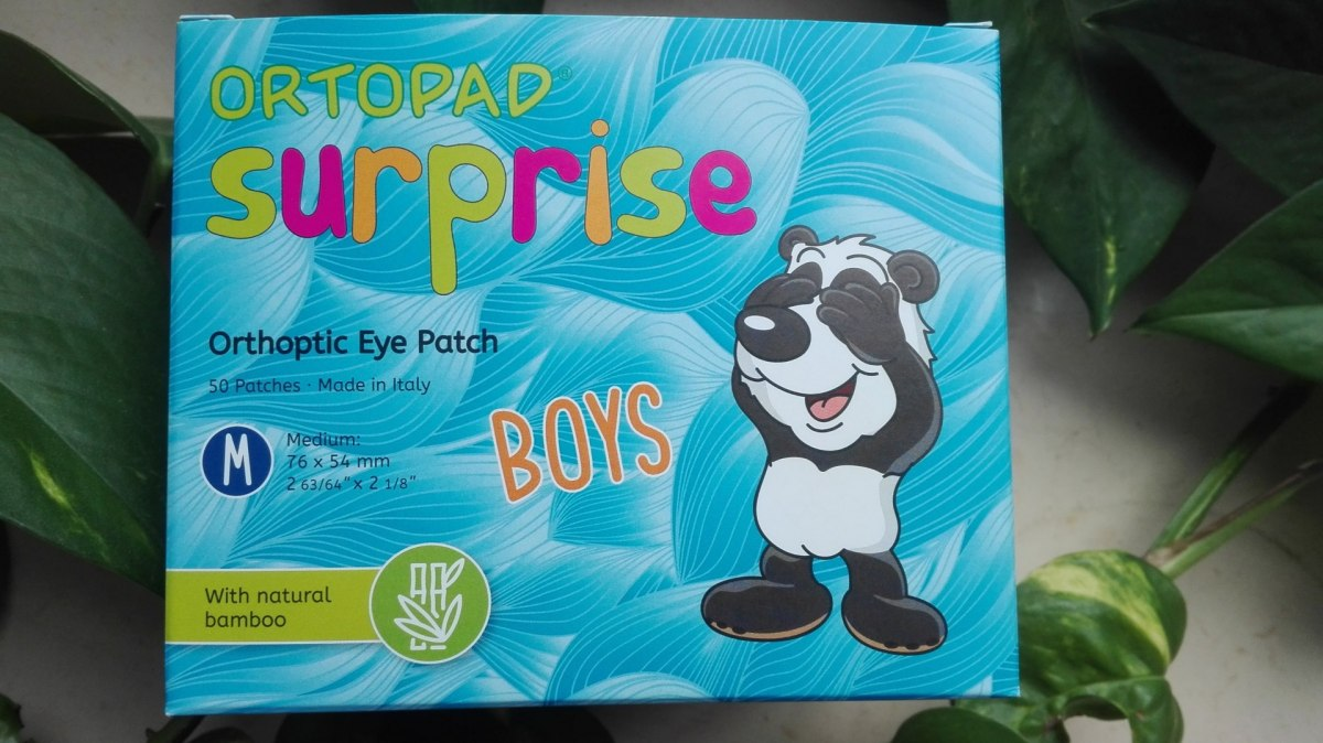 Ortopad REGULAR SURPRISE for Boy