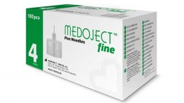 MEDOJECT 32G igły do penów 4 x 0,23 mm