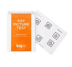 Kay Picture Test Screening Book (3 m) 52248